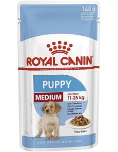 Royal Canin Size Dog Puppy Medium Gravy 140 gr 9003579008331