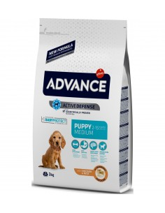 Advance Puppy Medium Pollo 3 kg 8410650150291