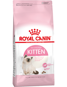 Royal Canin Health Cat Kitten Second Age 2 kg. 3182550702423
