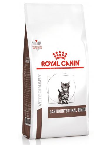 Royal Canin Veterinary Diet Cat Gastrointestinal Kitten. 2 kg 3182550906258