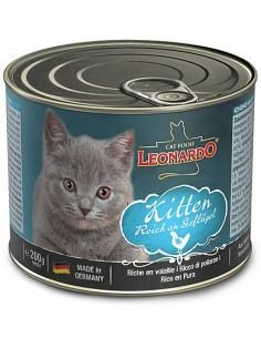 Leonardo Kitten Ave y Ternera 200 gr 4002633756145