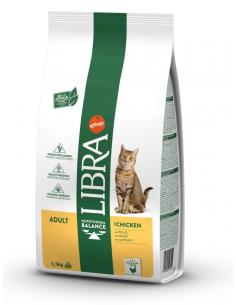 Libra Cat Adult Pollastre 1,5 kg 8410650203102