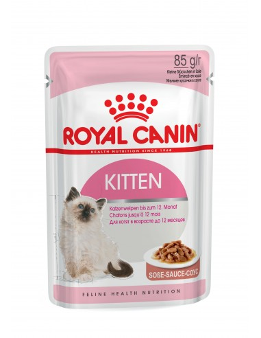 Royal Canin Health Cat Kitten Gravy. 85 gr 9003579308943