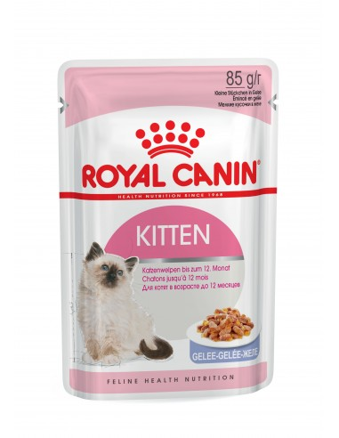 Royal Canin Health Cat Kitten Jelly 85 gr 9003579311714