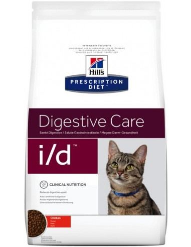 Hill's Prescription Diet Cat Digestive Care i/d 1,5 kg 052742918808