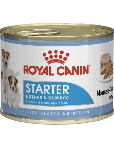 Royal Canin Size Dog Starter Mother & Babydog Mousse 195 gr 9003579311462