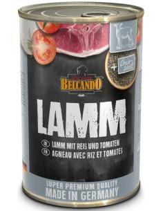 Belcando Cordero con Arroz y Tomate 400 gr. 4002633512116