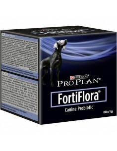 Purina Pro Plan Veterinary Diets Dog Fortiflora 30 x 1 gr 7613035165755