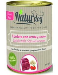 Naturdog Adult Xai, Arròs i...