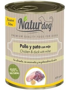 Naturdog Adult Pollastre i...