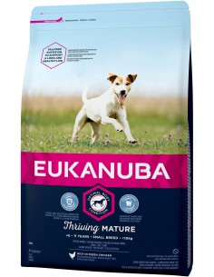 Eukanuba Senior Small...