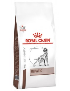 Royal Canin Veterinary Diet Adult Hepatic 12 kg 3182550771740