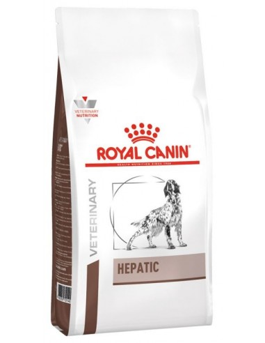 Royal Canin Veterinary Diet Adult Hepatic 12 kg 3182550771740