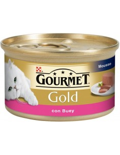 Purina Gourmet Gold Adult Mousse Bou 85gr 80393320