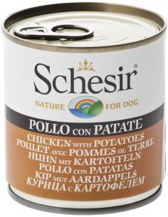 Schesir Dog Pollastre amb...