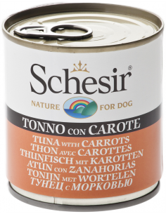 Schesir Dog Tonyina amb...