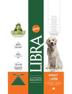 Libra Dog Adult 3 kg. 8410650170343