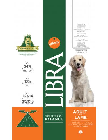 Libra Dog Adult 3 kg. 8410650170343