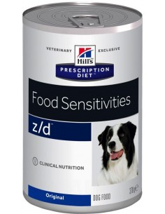 Hill's Prescription Diet Food Sensitivities z/d 370 gr 052742801803